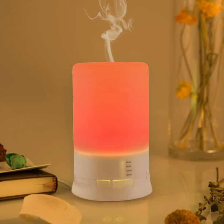 What is a diffuser for essential oils feature