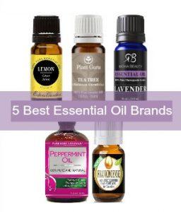 5 best essential oil brands 300px