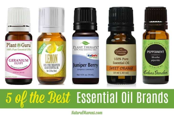 5 Of The Best Essential Oil Brands To Try