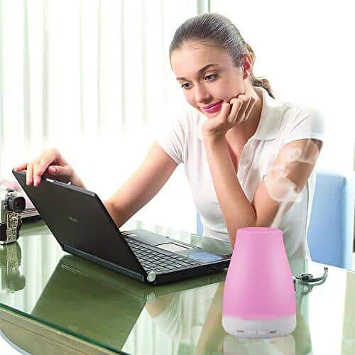 Best Ultrasonic Essential Oil Diffuser Studying Feature