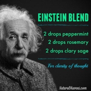 Einstein Essential Oil Blend