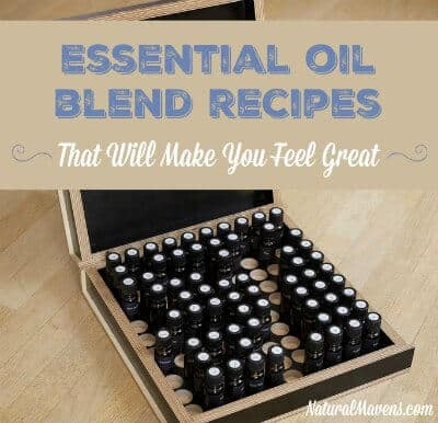 Essential Oil Blend Recipes