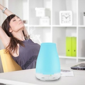 Essential Oil Diffuser Stretching 300px