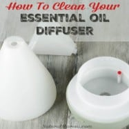 How To Clean A Diffuser For Essential Oils