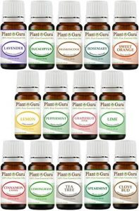 Plant Guru Essential Oil Set 14