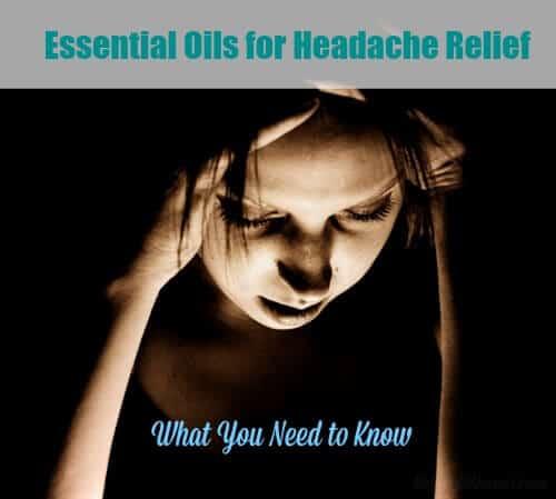 Essential Oils for Headache Relief 500px