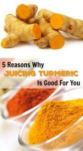 Juicing Turmeric Pin