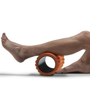 Foam Roller on Calf Muscle