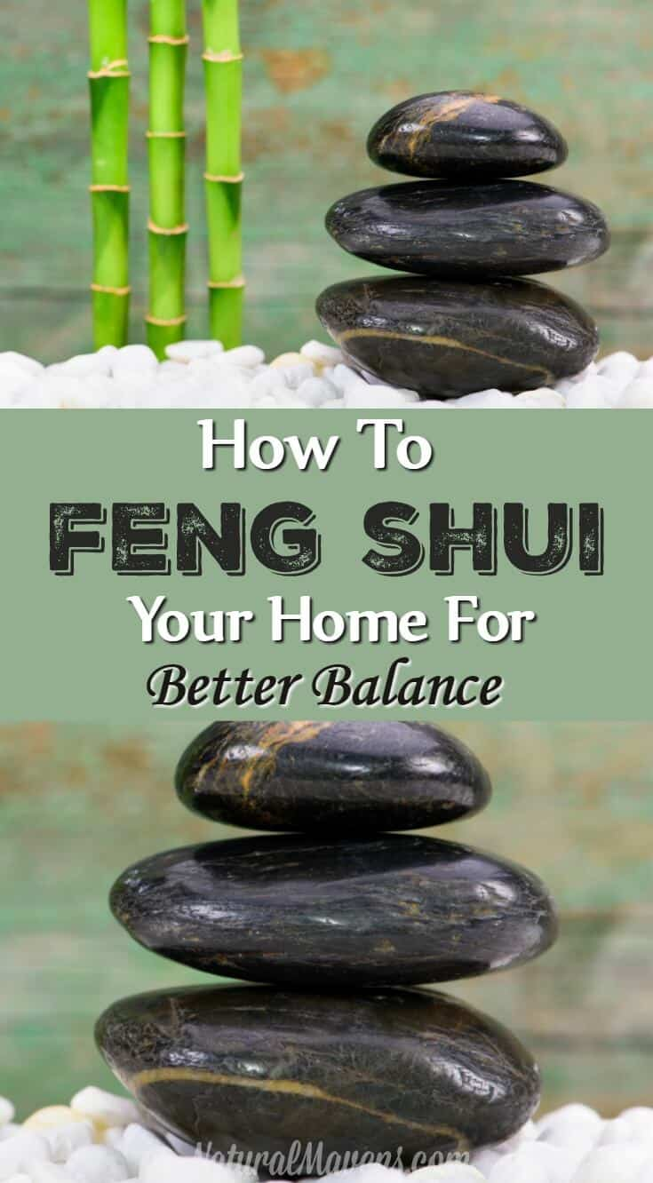 How To Feng Shui Your Home for Better Balance - Natural Mavens