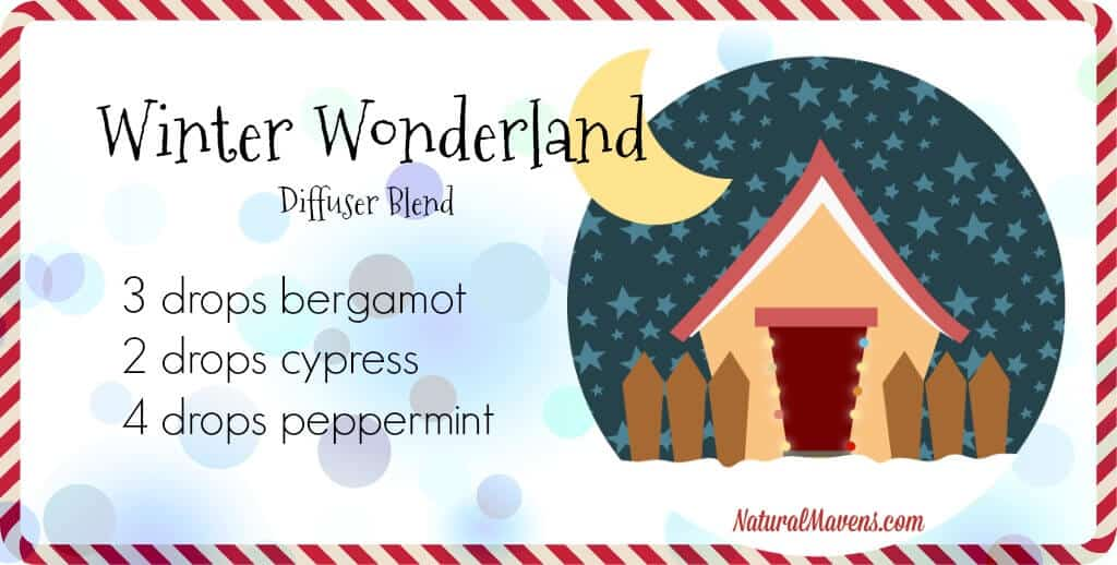 Winter wonderland diffuser blend - NaturalMavens.com