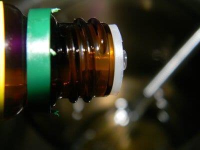 Peppermint Oil Lip Balm Step 3