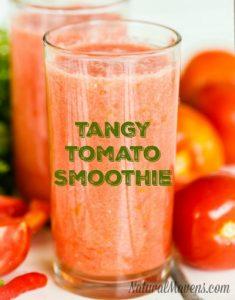 Tangy Tomato Smoothie