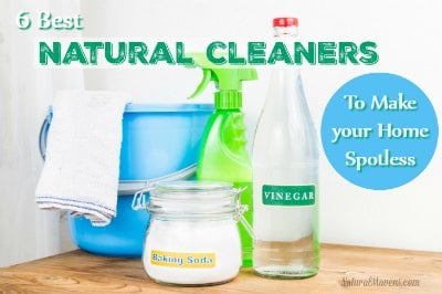 6 Best Natural Cleaners To Make Your Home Spotless