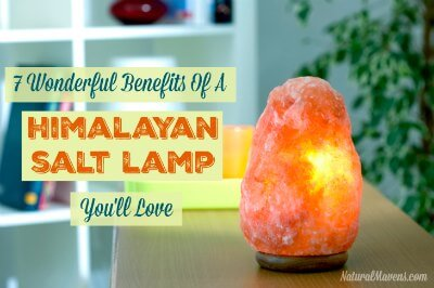 5 Wonderful Benefits Of A Himalayan Salt Lamp You'll Love