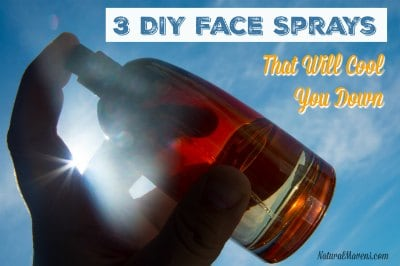 3 DIY Facial Spray Mists That Will Cool You Down