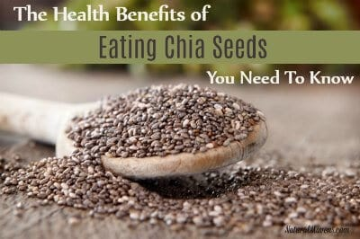 The Health Benefits of Eating Chia Seeds You Need To Know