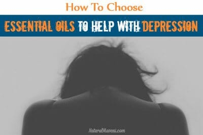 Essential Oils To Help With Depression
