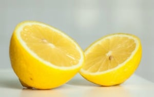Lemons for DIY Beauty