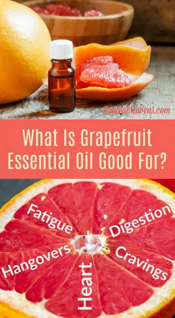 What Is Grapefruit Oil Good For