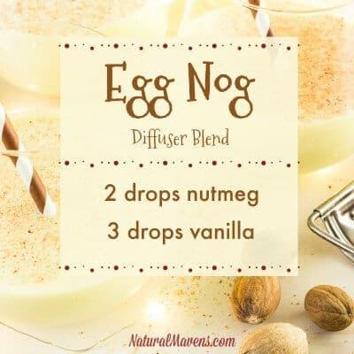 Egg Nog Diffuser Blend