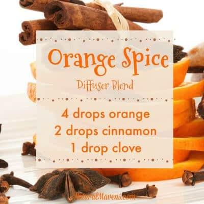 Orange Spice Diffuser Blend