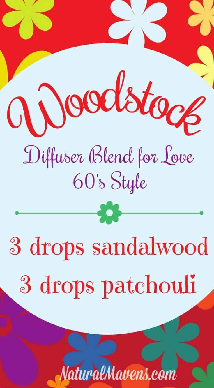 Woodstock Essential Oil Blend