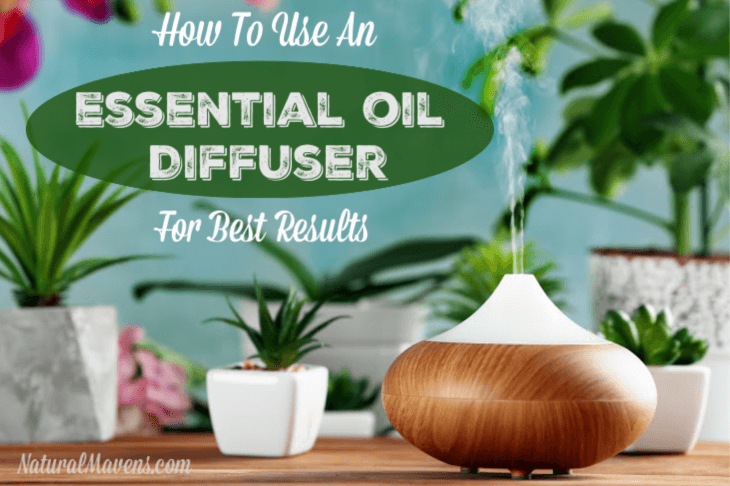 How to Use an Essential Oil Diffuser for Best Results