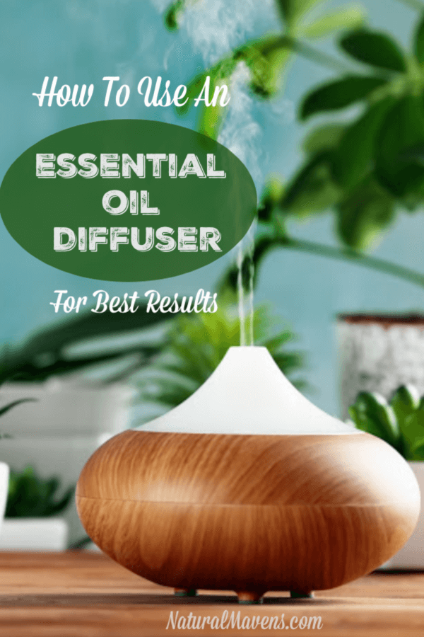 How to Use Essential Oil Diffuser