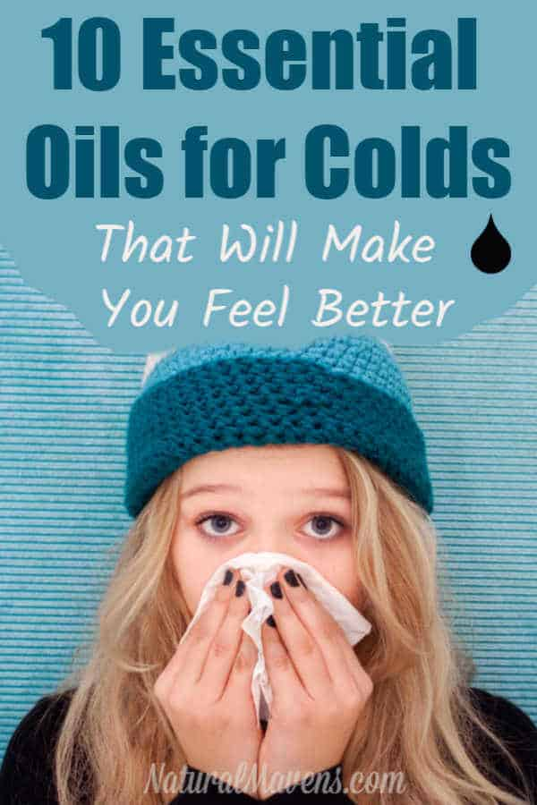 10 Essential oils for Colds
