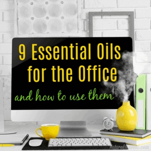 Essential Oils for the Office