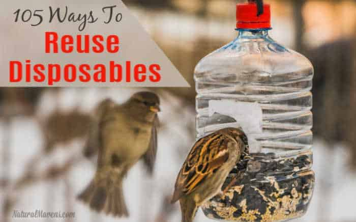 105 Ways to Reduce Disposables
