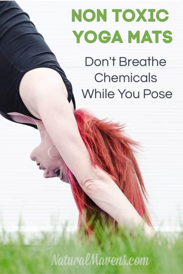 Non Toxic Yoga Mat Materials