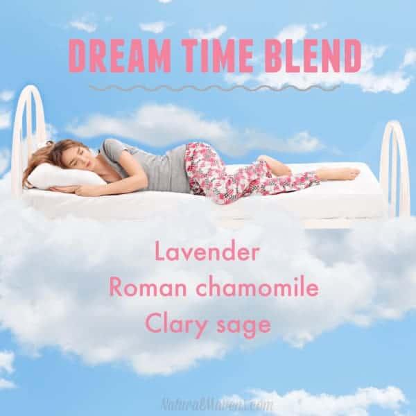 Dream Time Essential Oil Sleep Blend Recipe